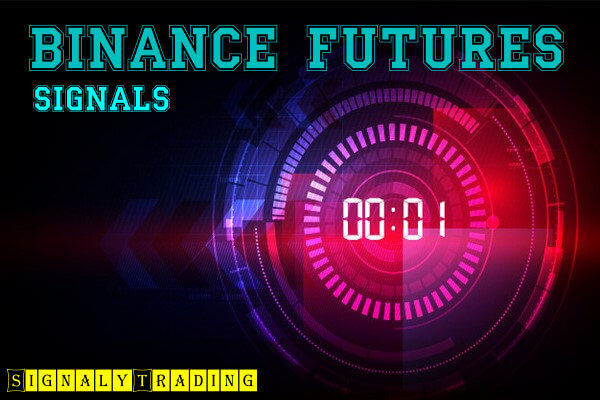 BINANCE FUTURES SIGNAL PACK – LIFE TIME
